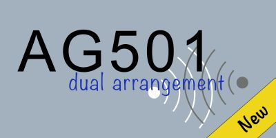 AG501 twin
